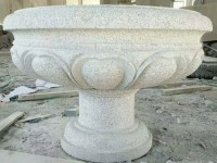 g603 granite flower pot