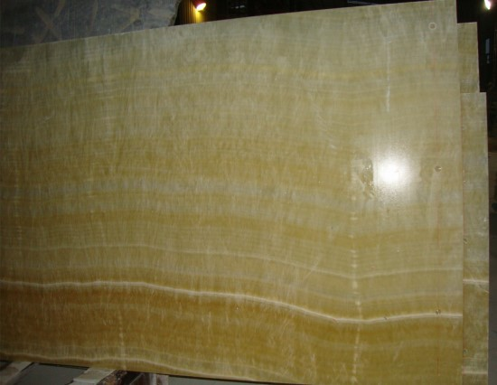 translucent onyx big slabs